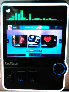 Touchtunes jukebox for sale Pittsburgh, PA